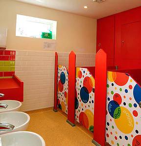 Washroom Cubicles Toilet Renovation Wc Installation