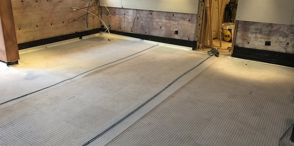 basement tanking damp proofing basement waterproofing