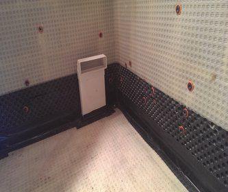 basement tanking case study se23 basement tanking