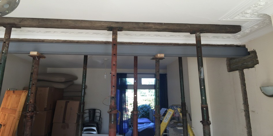 Removing Load Bearing Wall Building Regulations