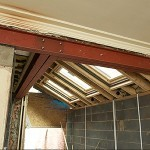 Considerations When Removing Load Bearing Internal Walls within the home