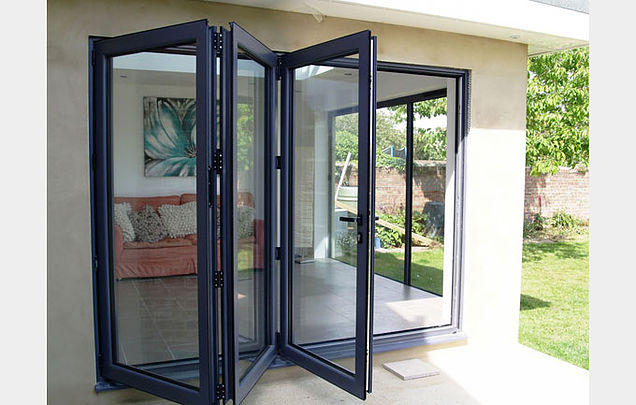 Bi Fold Doors French Or Sliding Which Patio Door To Choose