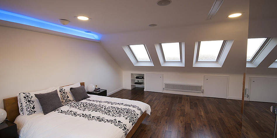 Loft Conversion to your home