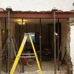 Steel beam installers London