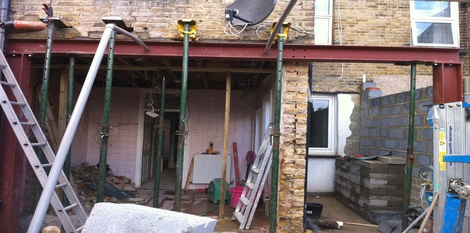 Steel Beam Installers London Steel Beam Installation