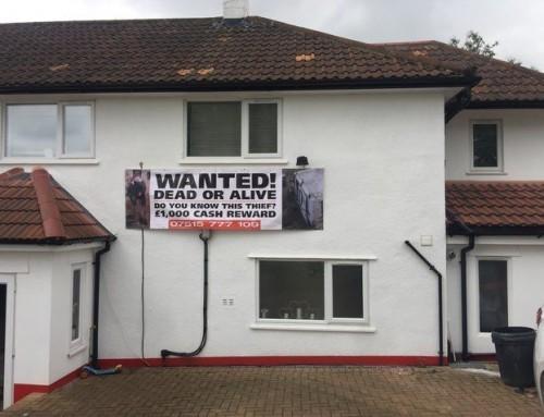 Catch a thief in Croydon- HELP US – stolen tools