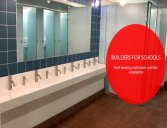 Washroom cubicle installation – Video unisex toilets installation