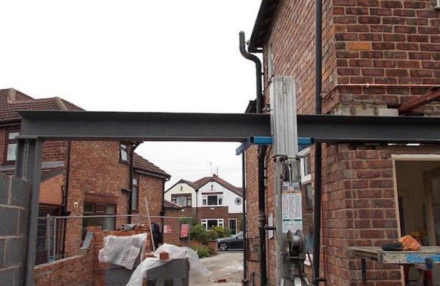 Cost of structural engineer for load bearing walls removal in London - Tel: 0845 052 3769