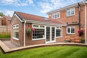 large family home plans uk house extension