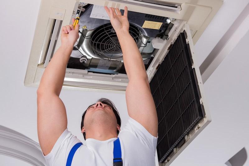 heating system repair. furnace maintenance
